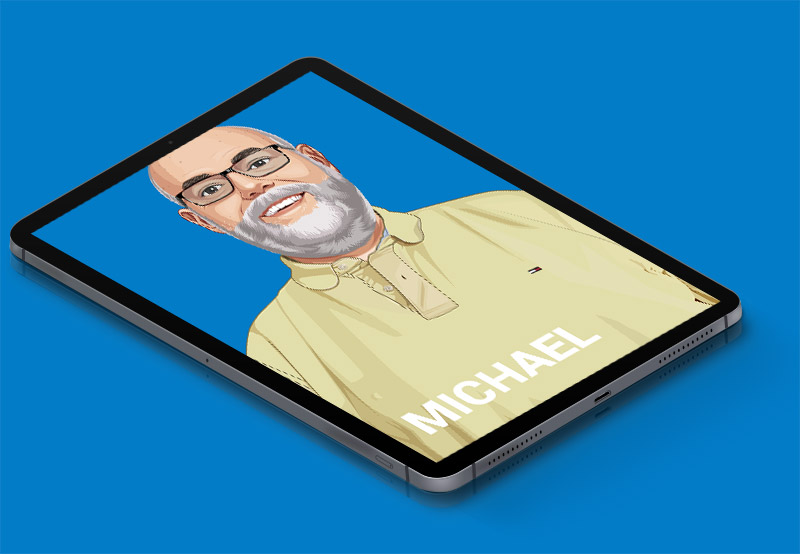 Michael Häusler Geschäftsführer MIKAS ISP Werbe GTmbH