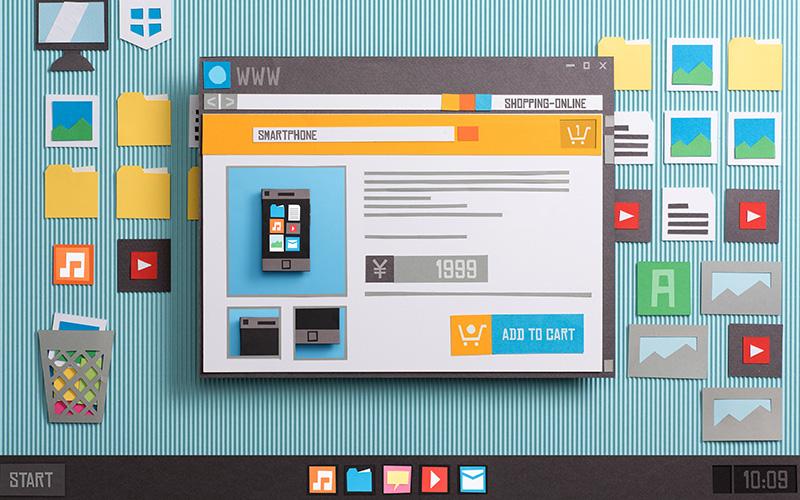 Shopsystem Webdesign Professional