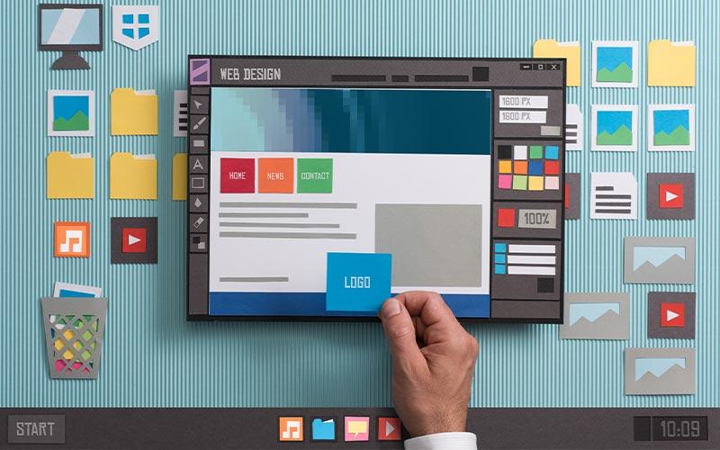 Webseite Webdesign Business