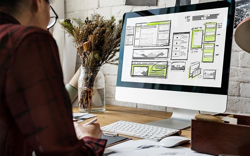 Webdesign Homepage Start ab EUR 990